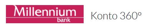 Bank Millenium Konto 360